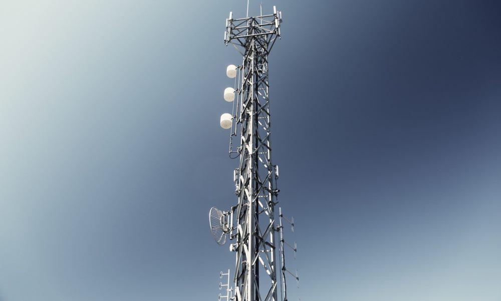 Antenas con la cobertura de Knet