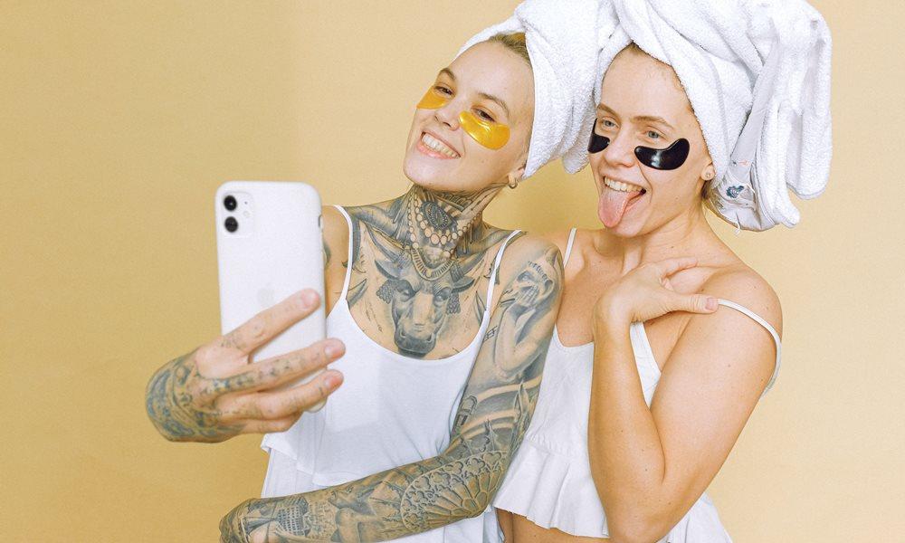 Sube todos tus selfies con Vodafone Yu