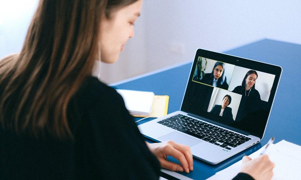 Las videollamadas, en nuestro día a día