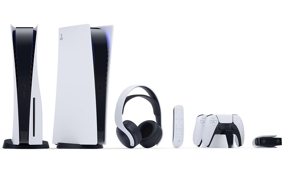 Mando a distancia y realidad virtual para PS5