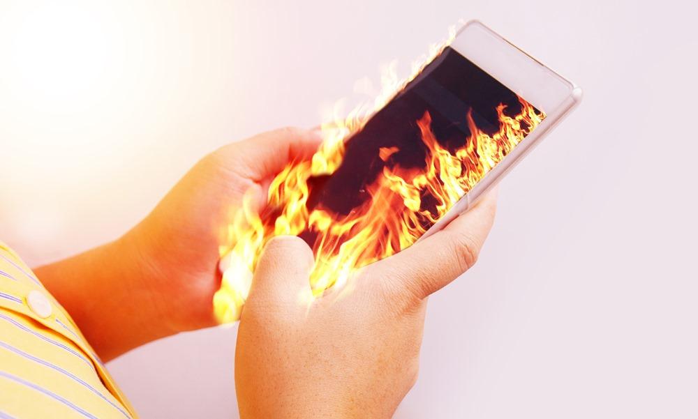 Controla la temperatura de tu móvil