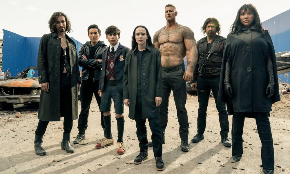 Umbrella Academy, en Netflix
