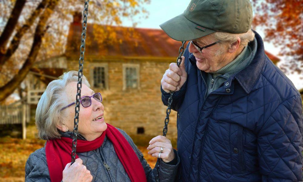 El uso de la telefonía para la gente mayor