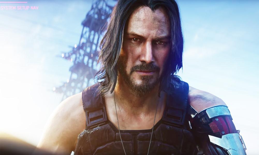Keanu Reeves será un protagonista de Cyberpunk 2077