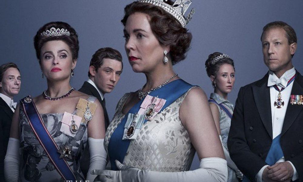 The Crown, serie de Netflix
