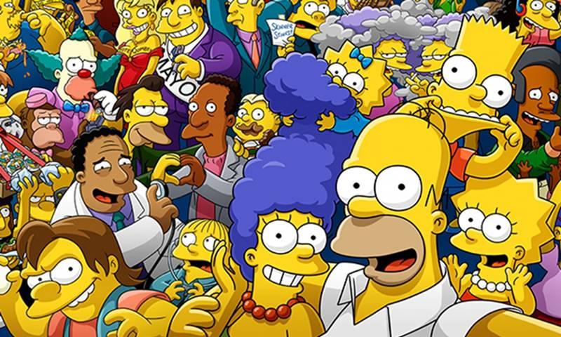 Trigésimo primera temporada de The Simpsons