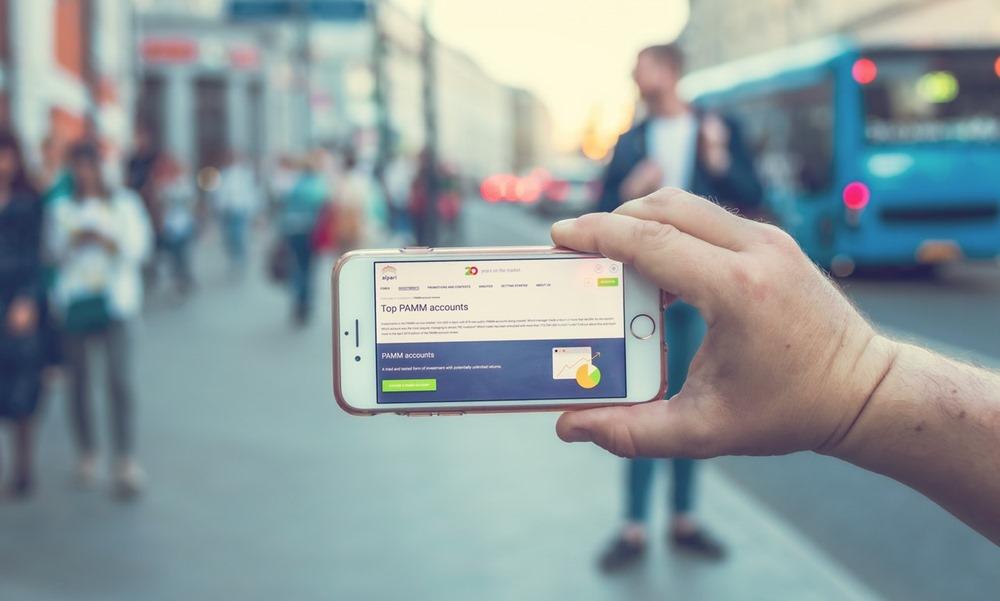 Uso del móvil sin WiFi: gasto de datos