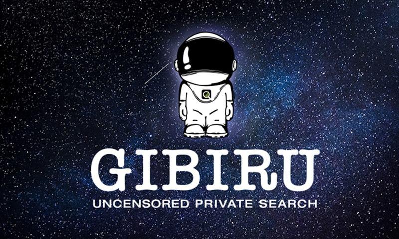 Gibiru, el buscador sin censura
