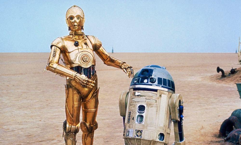 A droid Story, en Disney +
