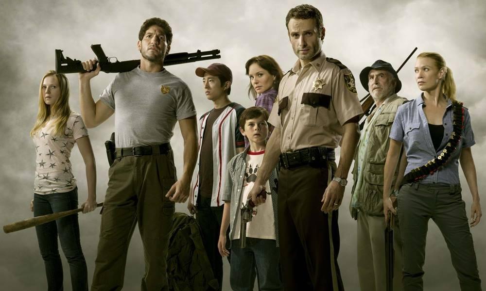 The Walking Dead llega a su décima temporada