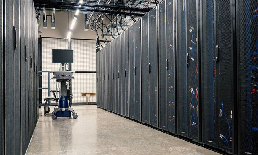 Un data center