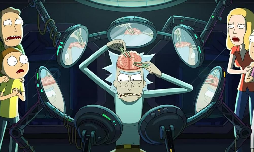 Rick & Morty temporada quinta