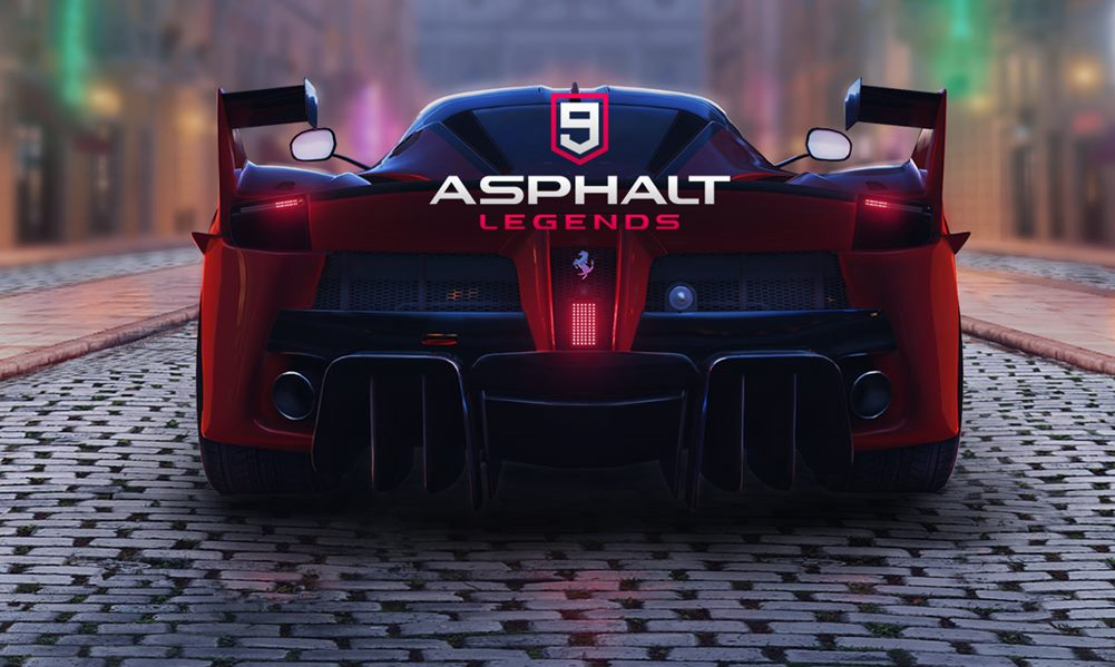 Asphalt 9, los mejores coches