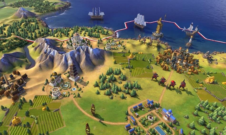 Civilization VI, llega a lo más alto