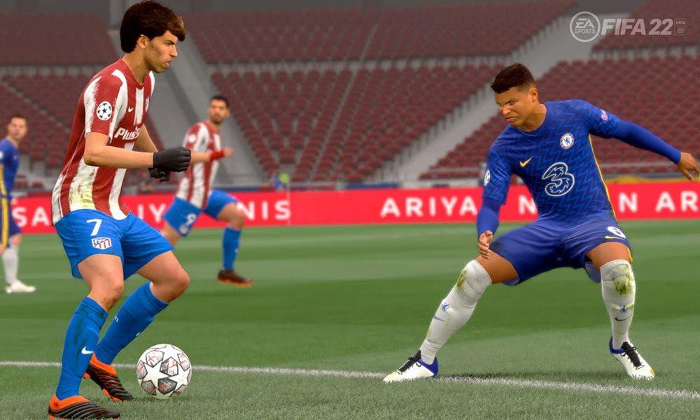 Imágenes del nuevo FIFA 22
